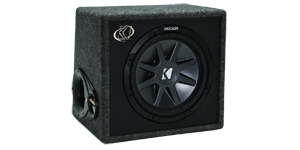 15 Inch Loaded Subwoofer Boxes at HalfPriceCarAudio.com