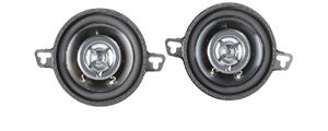 3.5 Inch Car Audio Speakers
