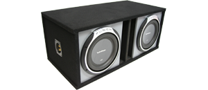 Rockford Fosgate Amplified Packages