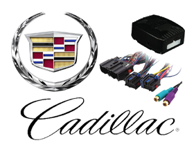Axxess Cadillac Specific Wiring Harness