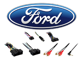 Axxess Ford Specific Wiring Harness