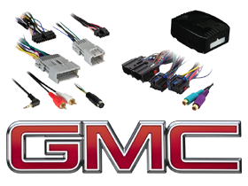 Axxess GMC Specific Wiring Harness
