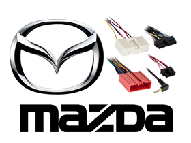 Axxess Mazda Specific Wiring Harness