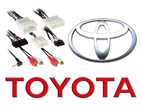 Axxess Toyota Specific Wiring Harness