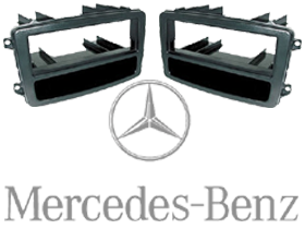 Mercedes Dash Kits by Best Kits here at HalfPriceCarAudio.com