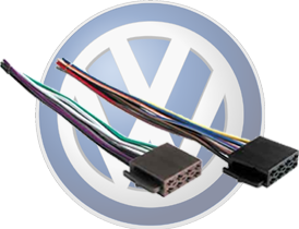Volkswagen OEM Radio Harness by Best Kits here at HalfPriceCarAudio.com