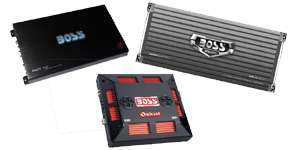 Boss Car Audio Amplifiers
