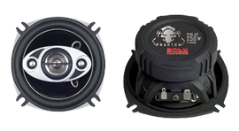 Boss 4 Inch Speakers