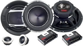 Boss Component Speakers 6.5 Inch