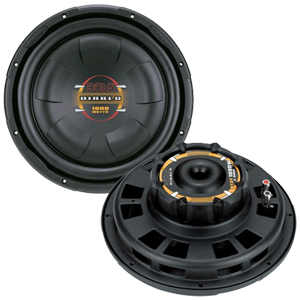 Boss 10 Inch Subwoofers