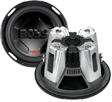 Boss 15 Inch Subwoofers
