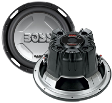 Boss 12 Inch Subwoofers
