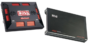 Boss Car Audio Mono Class D Amps