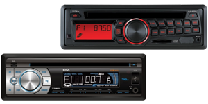 Boss Car Audio MP3 CD Players
