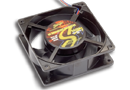 Amplifier Cooling Fans