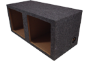 Kicker Subwoofer Boxes