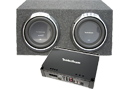 Powered Subwoofer Boxes