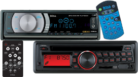 Car Audio In Dash CD & MP3 Receivers at HalfPriceCarAudio.com