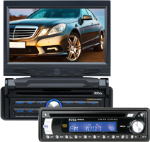 Car Audio In-Dash Receivers at HalfPriceCarAudio.com