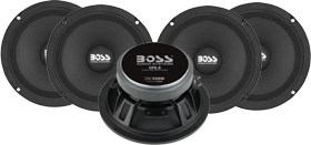 Car Audio Speaker 8 Inch at HalfPriceCarAudio.com
