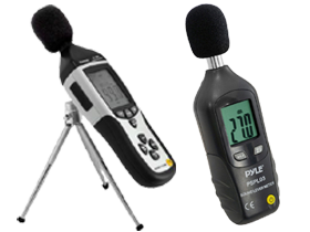 Car Audio Accessories Installer Tools Sound Level Meter at HalfPriceCarAudio.com