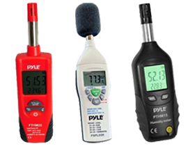 Car Audio Accessories Installer Tools Temperature & Humidity Meters at HalfPriceCarAudio.com