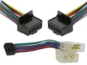 Car Audio Accessories Radio Replacement Harnesses Universal at HalfPriceCarAudio.com