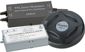 Car Audio FM Modulators at HalfPriceCarAudio.com