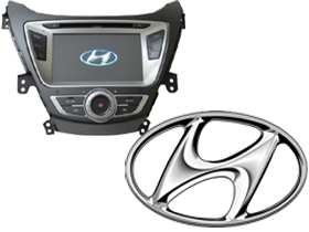 Car Audio OEM Replacement Stereos Hyundai at HalfPriceCarAudio.com