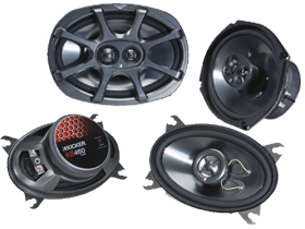 Car Audio Speakers Vehicle Specific at HalfPriceCarAudio.com