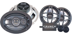 Crunch Car Speakers