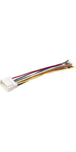 metra 70-1721 wiring harness for 1998-2005 acura and honda vehicles