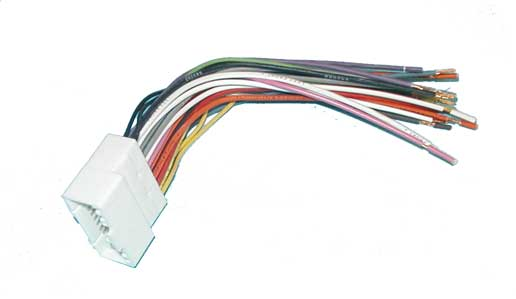 1996 explorer speaker wiring harness metra 70-6502-1 2006 - 2007 dodge ram 3500 pickup sport ...
