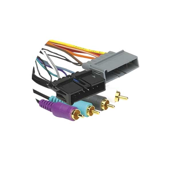metra 70 1818 1996 1997 plymouth grand voyager se car audio radio wire harness 70 1818 36673