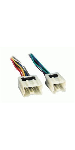 2003 Nissan Frontier Radio Wiring Harness : Nissan maxima radio wire harness get free image about