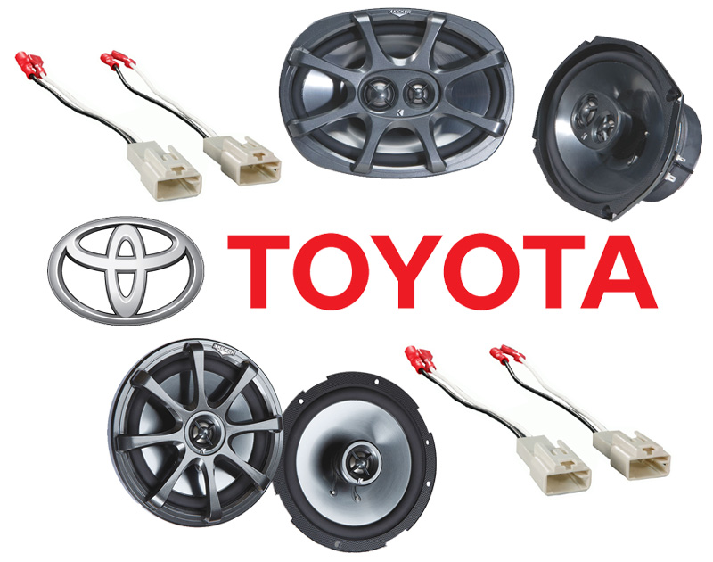kicker package toyota tacoma 2005 2011 factory coaxial speaker replacement ks650. Black Bedroom Furniture Sets. Home Design Ideas