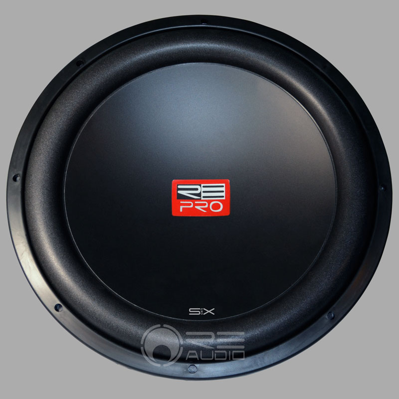 re audio sxpro10 10 inch dual 4 ohm sx pro subwoofers with stack magnets rea13 sxpro10 d4