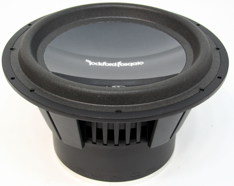 Rockford Fosgate P3D2-Punch PDVC Ohm 15-Inch 600
