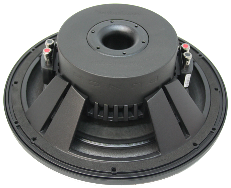 TS-SW1241D - Premier Shallow Mount Subwoofer with 1400
