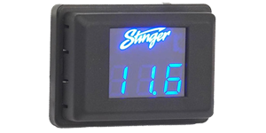 Car Audio Gauges and Displays