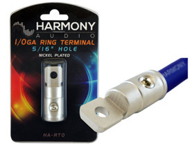 Harmony Audio Ring Terminals
