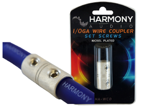 Harmony Audio Wire Couplers