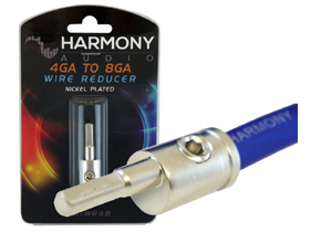 Harmony Audio Wire Reducers