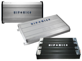 Hifonics 2 Channel Amplifiers