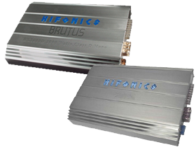 Hifonics Car Amplifiers