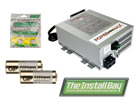 Install Bay Batteries & Accessories at HalfPriceCarAudio.com