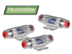 Install Bay ANL Fuse Holders at HalfPriceCarAudio.com