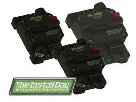 Install bay Circuit Breakers at HalfPriceCarAudio.com