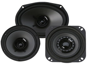 Install Bay Replacement Speakers