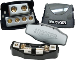 Kicker Distribution Blocks at HalfPriceCarAudio.com